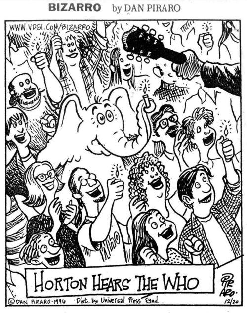 Horton Hears The Who