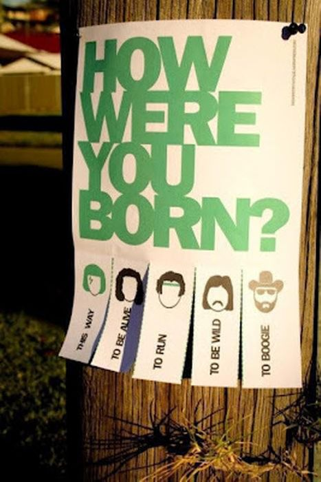 How Were You Born