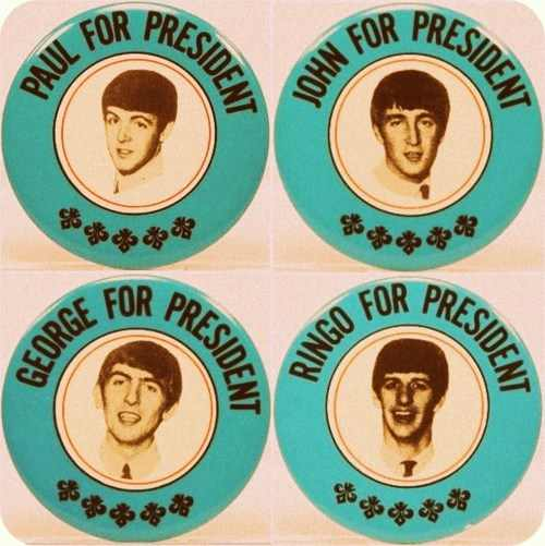 Vote Beatles