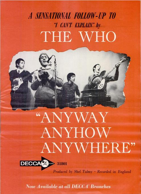 The Who Ad